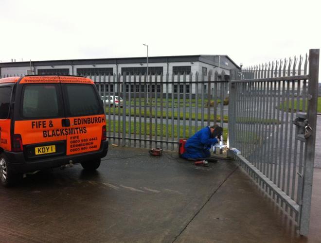 Site Welding Repairs