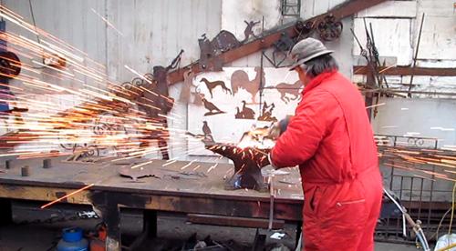 Wrought Iron Work