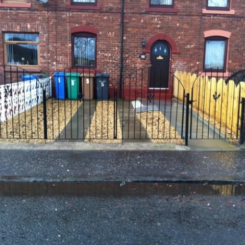 Arched Gates