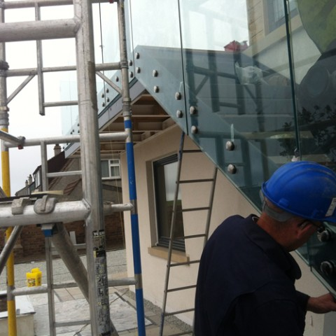Glass Balcony Systems