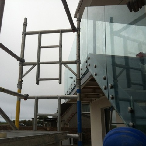 Glass Balustrades Dunfermline